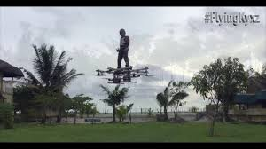 lexus hoverboard footage flying hoverboard drone episode 12 windy testflight youtube