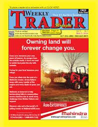 weekly trader may 5 2016 by weekly trader issuu