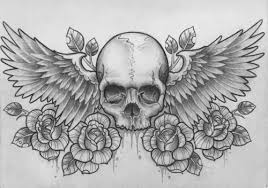 tattoo meaning skull with wings best tattoo 2017