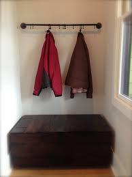 metal pipe coat hanger dinks at play