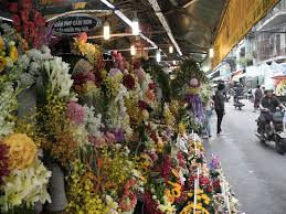 whole sale flowers ho thi ky saigon s wholesale flower market the roaming fork