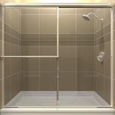 Shower Door Shop Shop Arizona Shower Door Standard 56 In To 60 In W Framed Brite