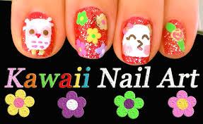 kawaii nail art choice image nail art designs
