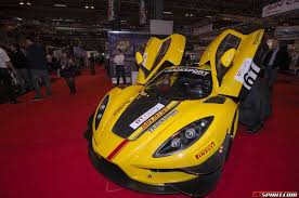 bright orange cars autosport 2015 sin cars gtspirit