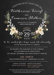 lds wedding invitations lds wedding invitations lds wedding invitations with astounding