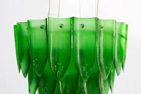 Tord Boontje Chandelier Original Design Chandelier Glass Stainless Steel Transglass
