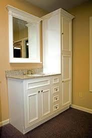bathroom vanity and linen cabinet combo bathroom vanity and linen cabinet bathroom vanity linen cabinet