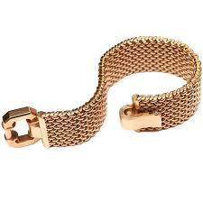 gold bracelet chain design images 1940s italian gold bracelet at 1stdibs jpeg