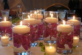 how to make wedding centerpieces with submerged flowers 4 ideas