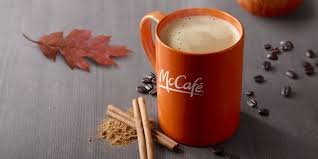halloween coffee drinks mcdonald u0027s will release its pumpkin spice latte ahead of starbucks