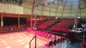 kiss me quickstep raised seating eastbourne theatres