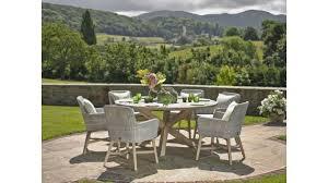 Teepee Dining Table Trinco Garden Dining Table And Chairs Teak Holloways Holloways