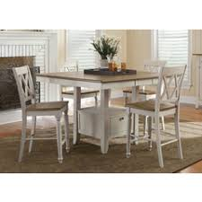 WhiteCream Dining Room Sets White Dining Tables Home Gallery - Cream dining room sets
