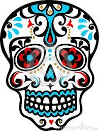 sugar skulls sugar skull stock photos image