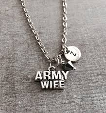 army jewelry us army silver necklace charm necklace silver by sajolie on zibbet