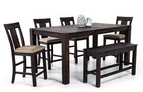 Dining Room Tables With Bench Seating Dining Room Table Sets With Bench Provisions Dining