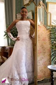 wedding dress no bridal chic wedding dress no 6 bridal chic