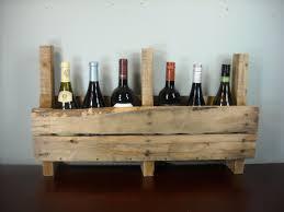 pallet wine rack rustic wine racks