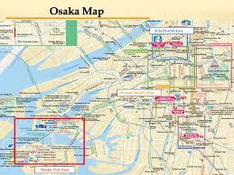 Map Japan Download Osaka Maps Youinjapan Net Visiting Osaka Japan