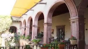 best hotels in san miguel de allende hotel posada carmina youtube