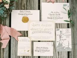 Seal And Send Invitations Wedding Invitations A Complete Checklist Wedding Planning