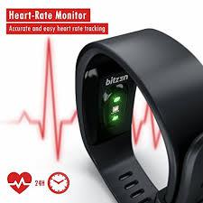 heart rate tracker bracelet images Fitness tracker smart bracelet with activity tracker gps jpg