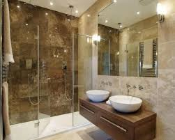Brown Bathroom Cabinets by Best 10 Modern Bathroom Vanities Ideas On Pinterest Modern