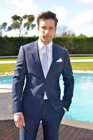 costume bleu marine mariage costume de marié casamento wedding suits