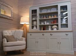 Solid Pine Furniture Hand Made Solid Pine Painted Welsh Dresser Farmhouse Furnishings