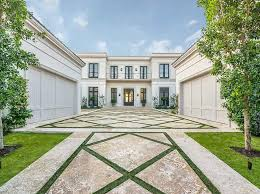 neoclassical homes 31 75 million newly built neoclassical waterfront mansion in miami