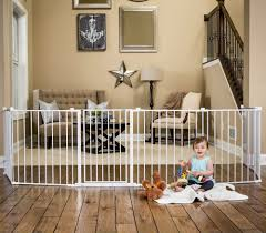 Baby Gates For Bottom Of Stairs With Banister Comparing The Best Baby Gates For Stairs Top And Bottom Baby