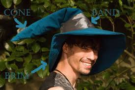 custom wizard hat made to order by hatsinthebelfrey on etsy hats