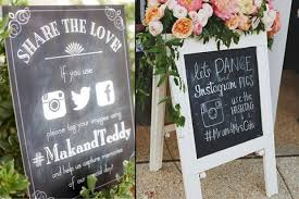 wedding wishes hashtags and creative ways for couples to their wedding hashtags