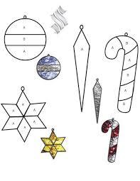 free printable christmas decoration templates u2013 halloween wizard