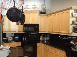 liquid sandpaper kitchen cabinets updating a tired kitchen by painting cabinets hometalk