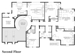 Floor Plan Com by Bothell Wa New Homes For Sale Pipers Glen