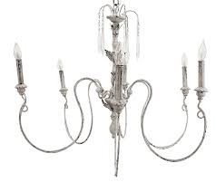 French Wire Chandelier Lighting All Occasions Party Rentals