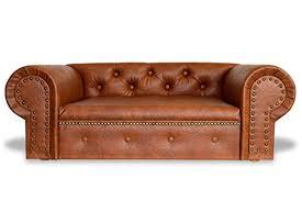 canapé lit pour chien sofa pour chien paniers et mobilier