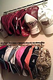 How To Hang Scarves On Curtain Rods by Best 25 Organize Hats Ideas On Pinterest Hat Organization