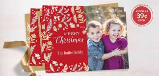 holiday greeting card deal round up shutterfly minted walgreens