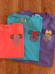 halloween disney shirts disney minnie mouse monogram initials heat transfer vinyl on shirt