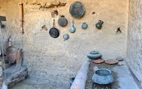 cuisine de la rome antique la cuisine du fullonica di stephanus antiquité