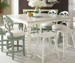 fine furniture design high low dining table lexington furniture