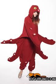 Sloth Animal Halloween Costume Octopus Kigurumi Onesie Pyjamas Costumes Animal