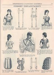 corsets bound to stay suffrage kitsch slapped