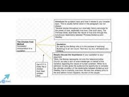 Writing a case study research paper