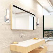 Modern Bathroom Wall Sconce Bathroom Lighting Modern Bathroom Light Fixtures Ylighting