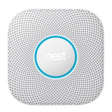 The Nest Home Decor Nest Protect Wired Smoke And Carbon Monoxide Detector S3003lwes