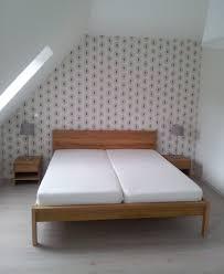 Schlafzimmer Franz Isch Einrichten Bett Mit Nachttisch Bett X Mit Nachttisch With Bett Mit