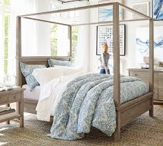Pottery Barn Farmhouse Bedroom Set Farmhouse Canopy Bed Pottery Barn Au